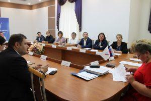 В Великом Новгороде обсудили формирование комфортной городской среды