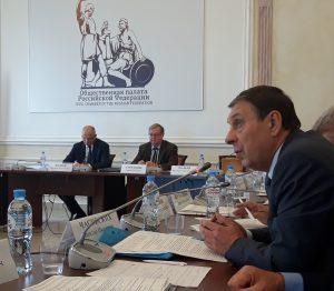 Самарский центр на заседании Ассамблеи поднял вопрос подготовки кадров