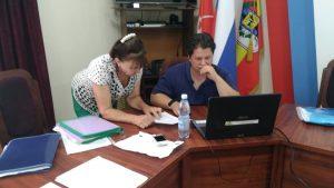 28-29 июля, г.Урюпинк, бесплатные выездные приемные по вопросам ЖКХ для граждан. Два дня в г.Урюпинске работала «ВЫЕЗДНАЯ ПРИЕМНАЯ» по вопросам ЖКХ.