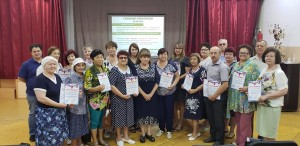 Семинар-практикум для общественников в г. Котово Волгоградской области