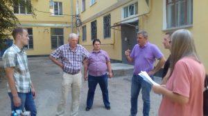 15 августа 2019 года была проведена повторная общественная жилищная проверка в отношении капитального ремонта многоквартирного дома №52 по ул. Гражданская в Волгограде.
