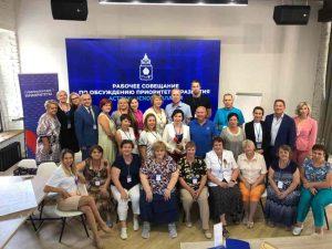 Общественники Астрахани обсудили пути развития региона