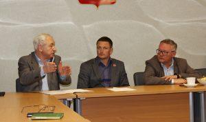 Обсуждение благоустройства берега реки Вологда